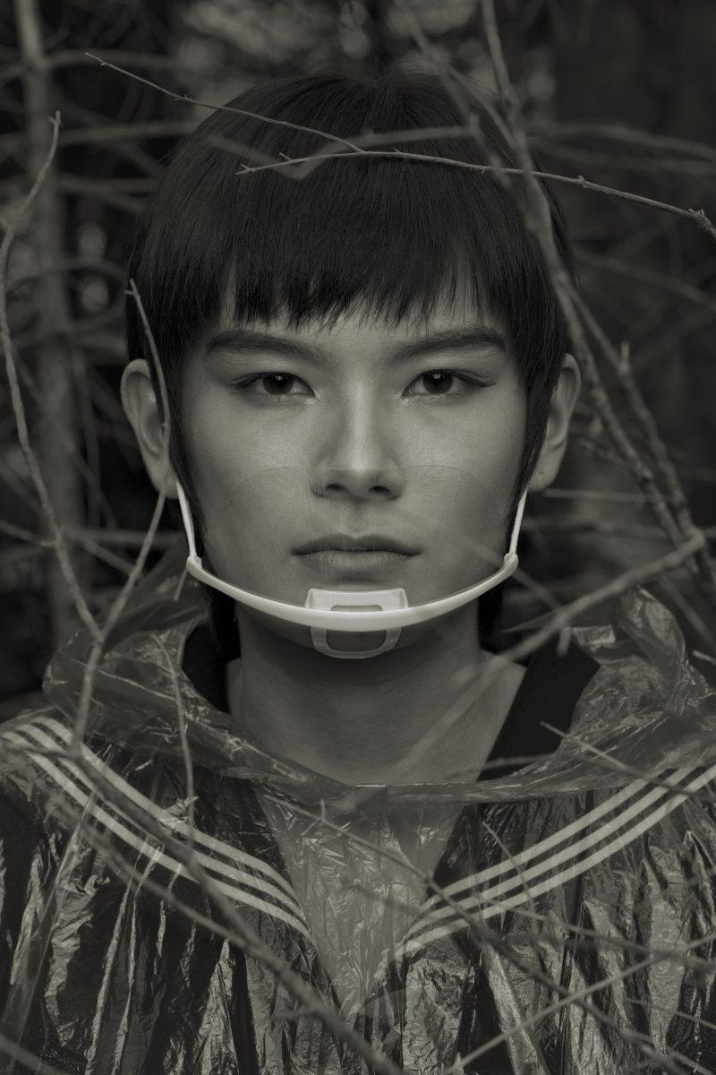 Im Wald_Porträt VII_2020