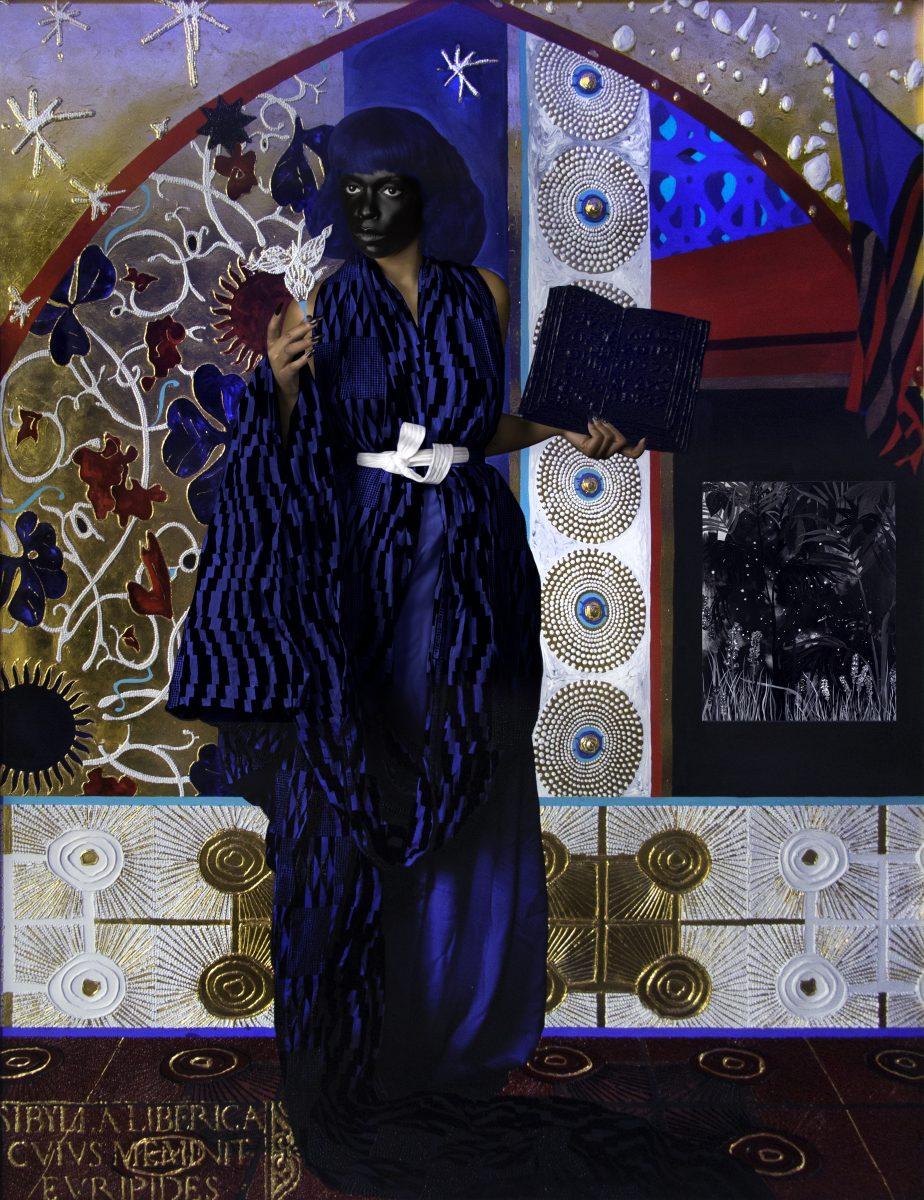 Lina Iris Viktor, Fourth, 2017-18, Courtesy of the Artist and Mariane Ibrahim