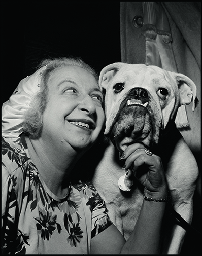 Wayne Miller, Westminster Kennel Club, New York, USA, 1948. © 2021 Wayne Miller/Magnum Photo. Courtesy Thames & Hudson