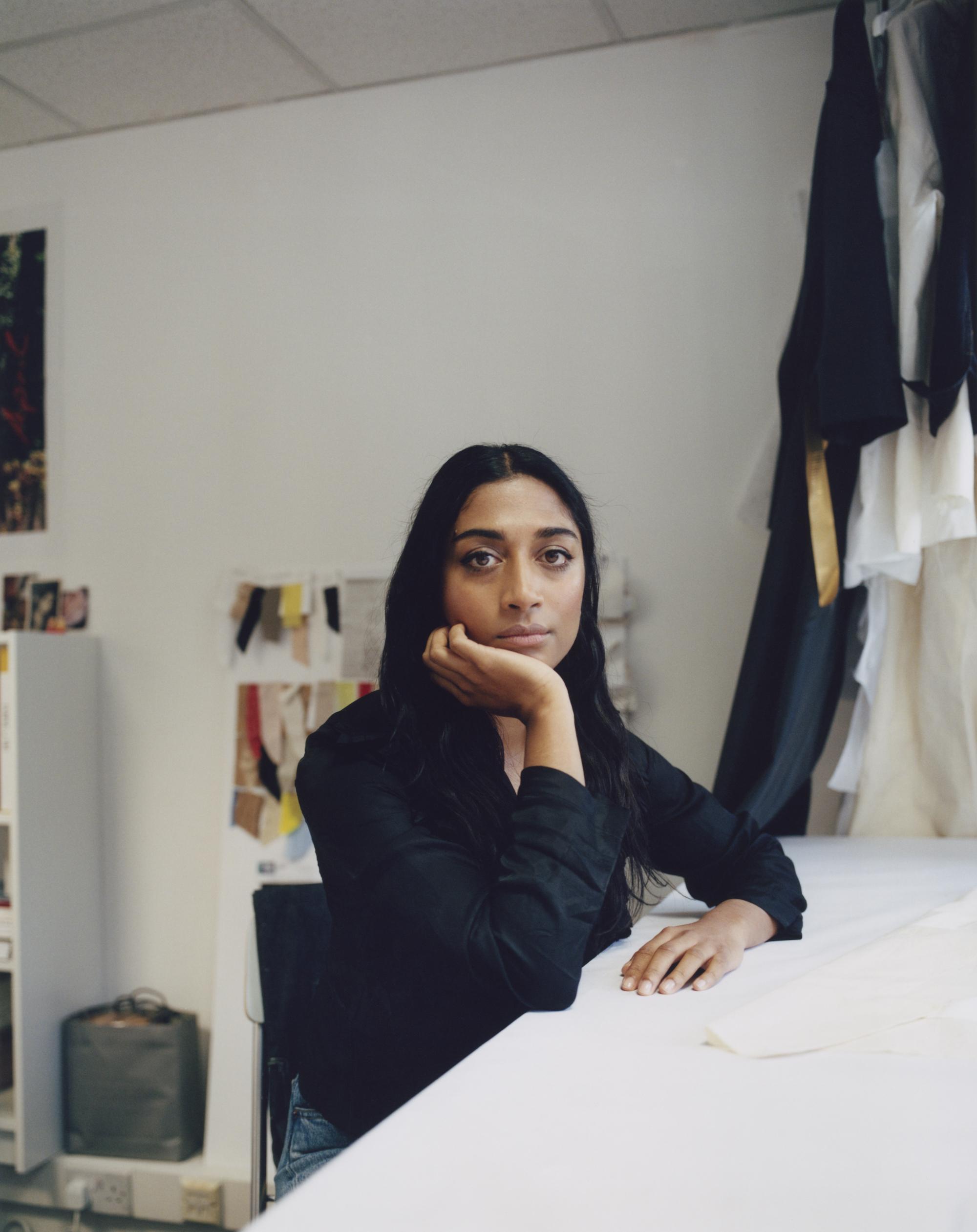 Supriya Lele photographed by Will Grundy