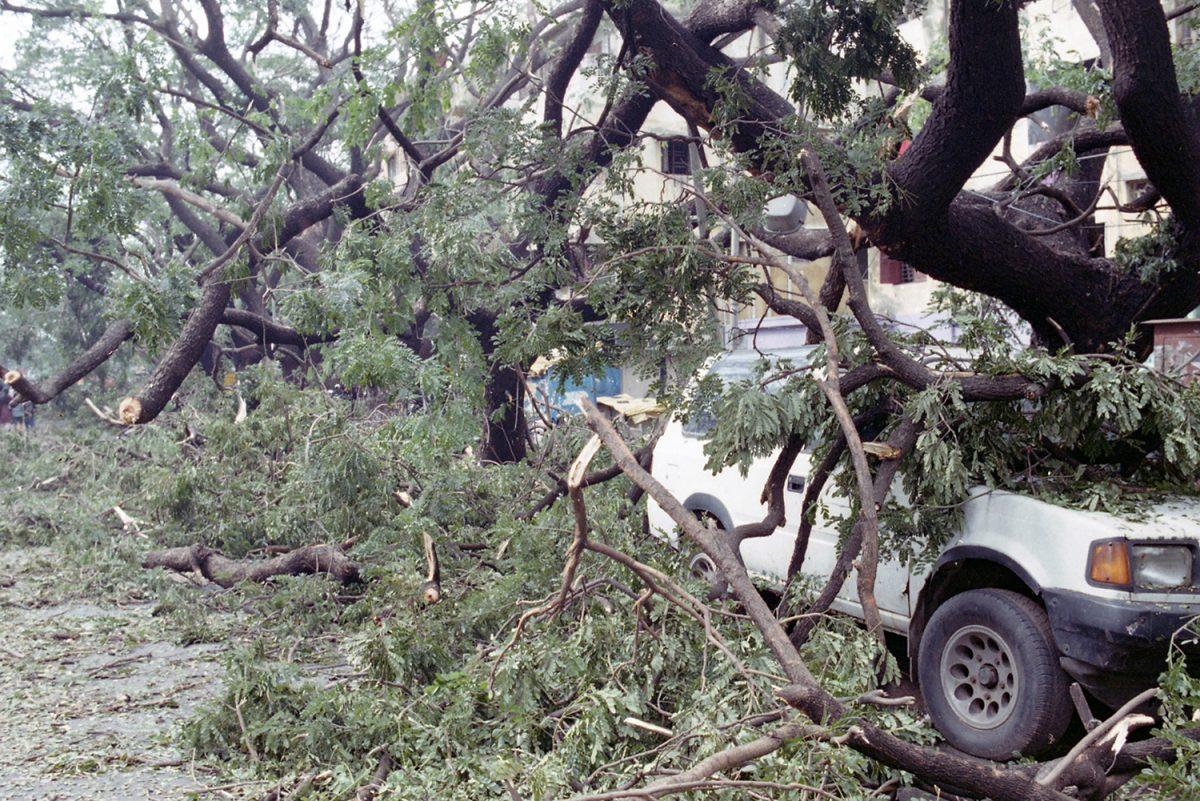 Cyclone. © Sathish Kumar