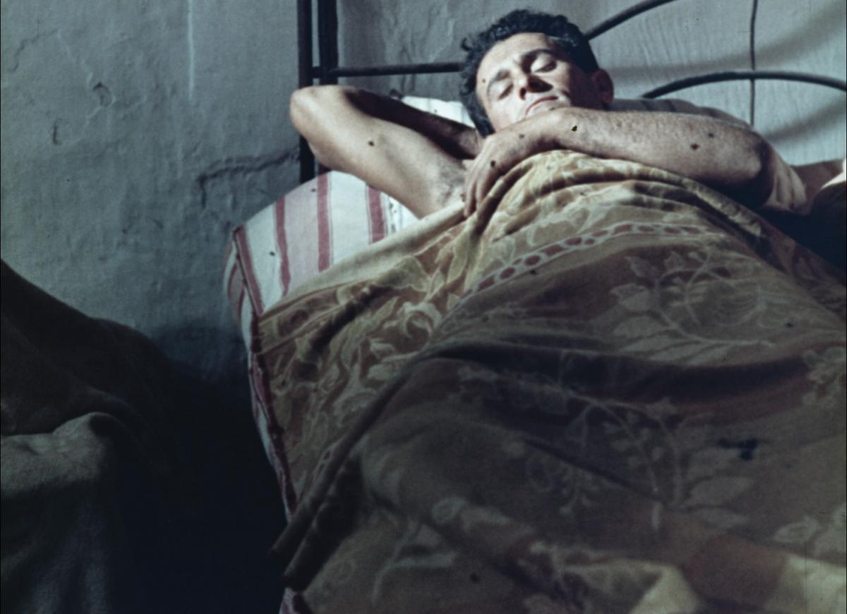 Cecilia Mangini, Divino Amore, 1963 (film still). Courtesy Another Gaze