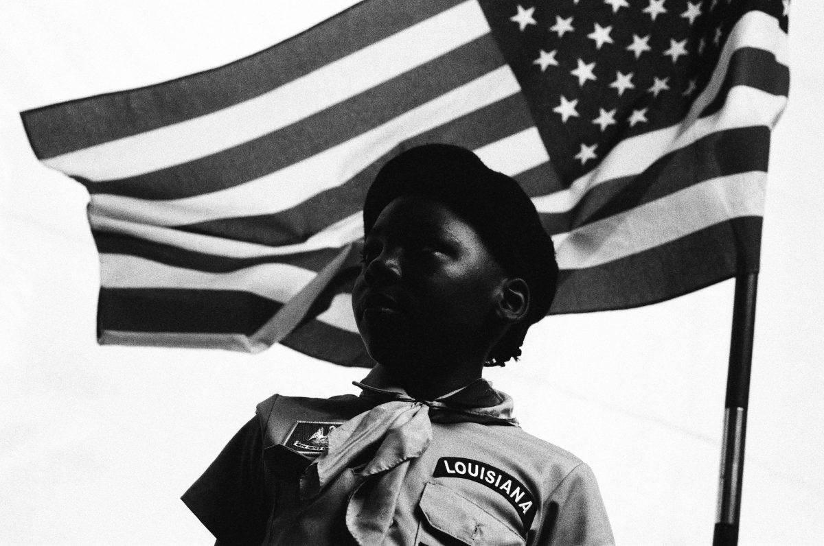 Garrett Bradley, America (2019, film still) © the artist. Courtesy Lisson Gallery