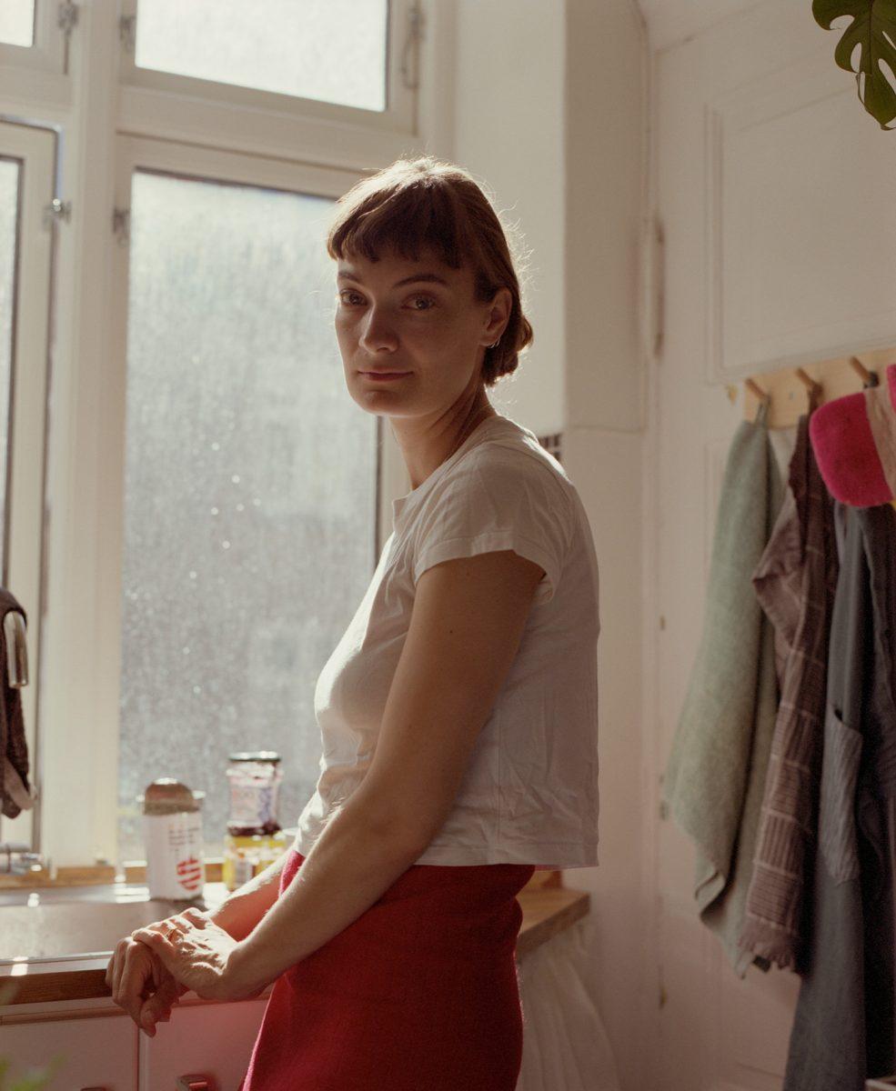 Anne Mortensen. Courtesy the artist