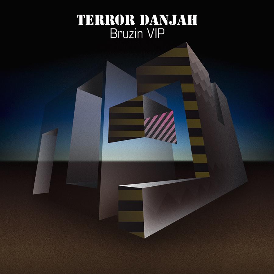 Terror Danjah, Bruzin VIP [Hyperdub], 2010