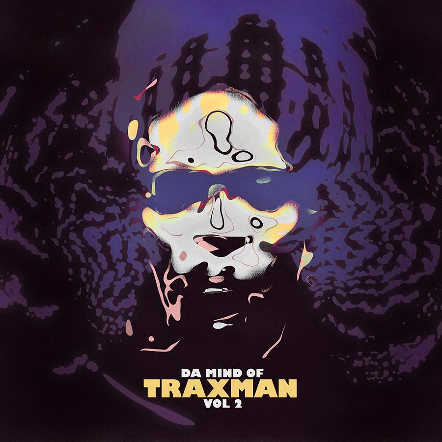 Traxman, Da Mind of Traxman Vol 2 [Planet Mu], 2014