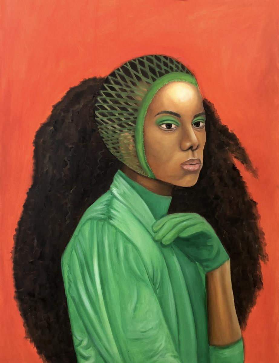 Helena Cardow, Monochromatic, 2021