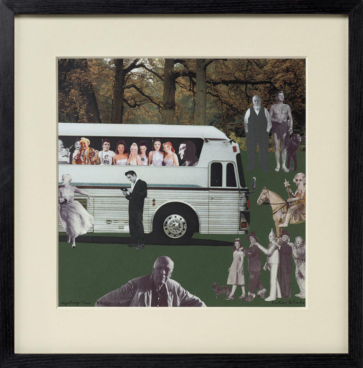 Mystery Tour £2. 10s. 0d, 2005