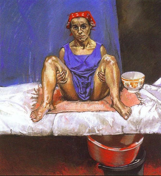 Paula Rego, Untitled No.1, 1998. Courtesy the artist