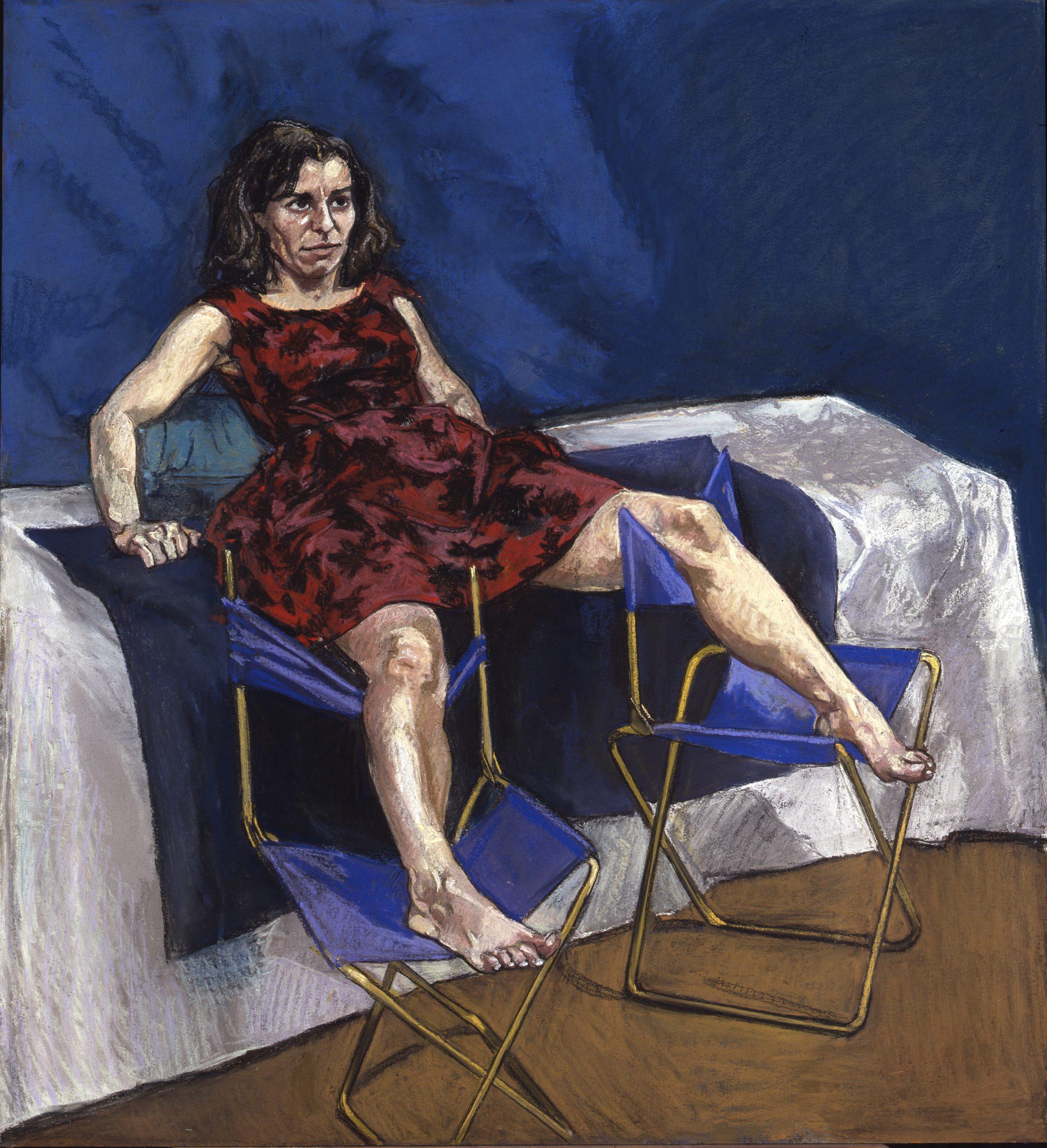 Paula Rego, Untitled No.5, 1998. Courtesy the artist