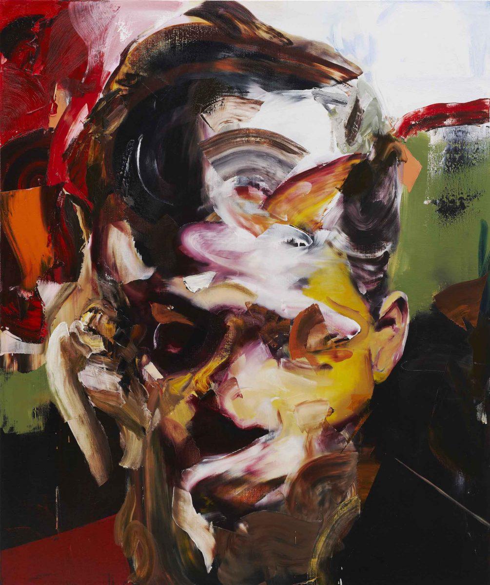 Yukimasa Ida, Self Portrait, 2021. Courtesy of the artist and Mariane Ibrahim