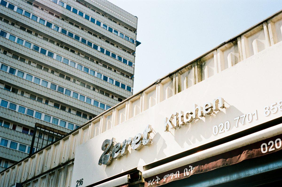 Zeret Kitchen, Camberwell