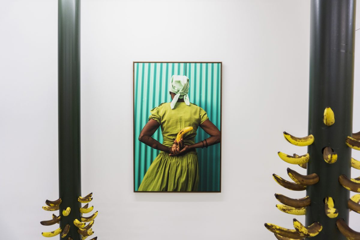 Lola Keyezua, Never Too Old To Cut The Banana When Erected, Exhibition Shot 4 High Resolution