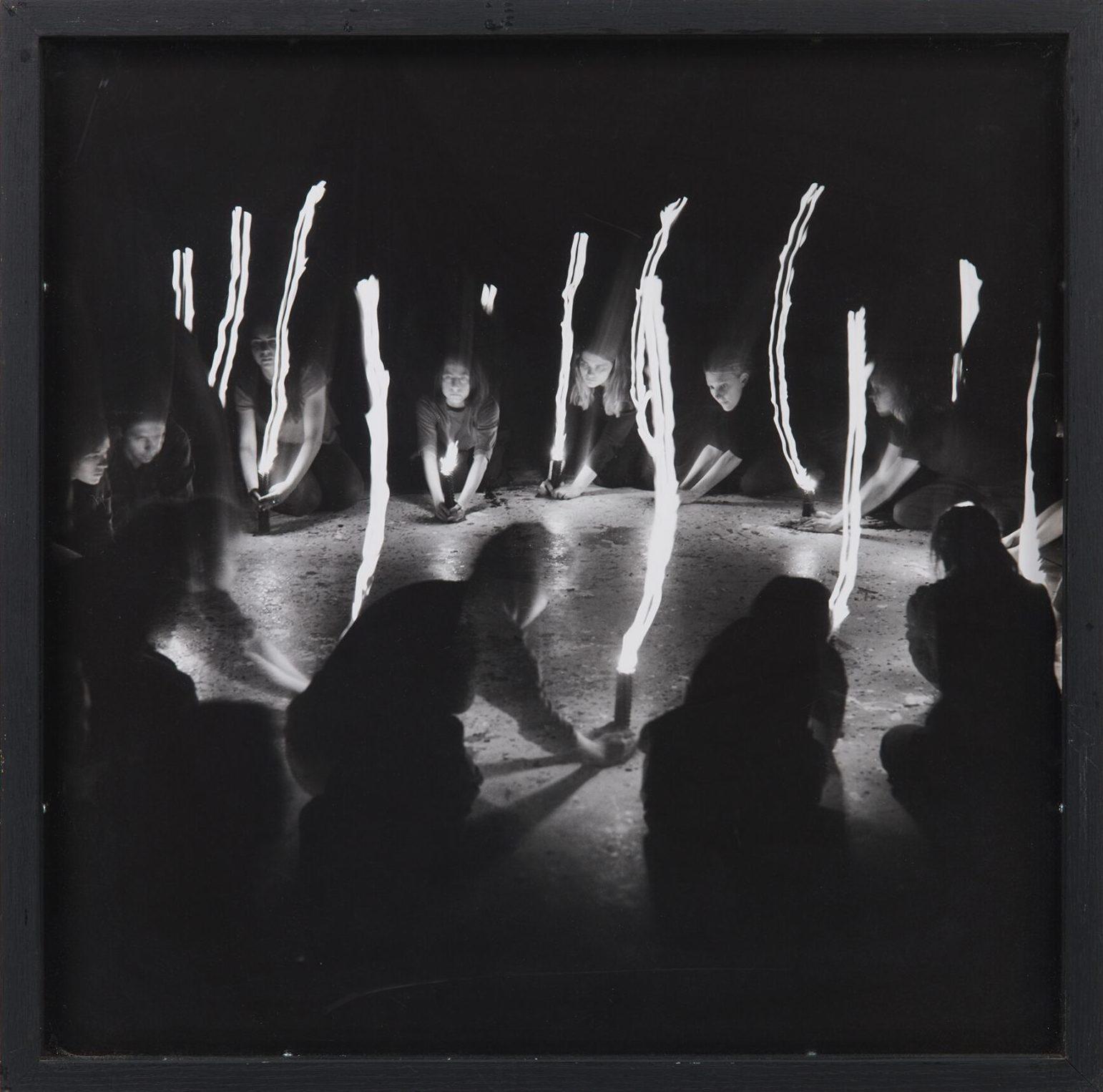 Public Ritual. Courtesy David Lewis Gallery