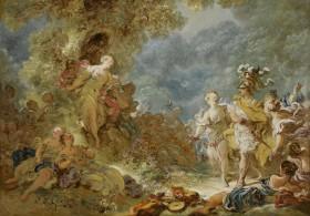 Jean-Honoré Fragonard (1732-1806). Paris, Musée du Louvre