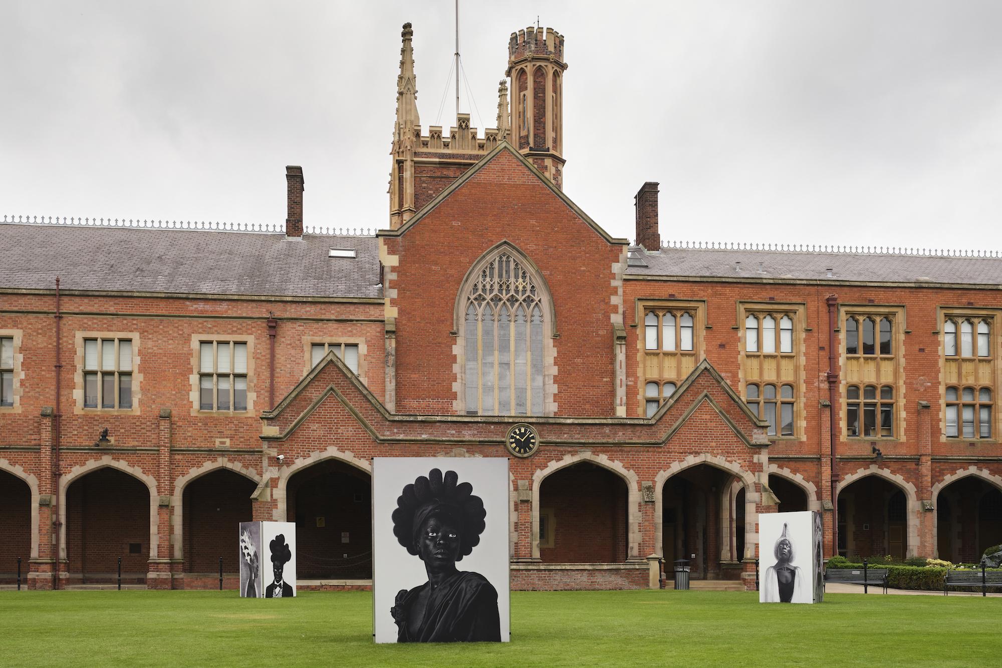Zanele Muholi, Somnyama Ngonyama_ Exhibition Installation View at Queen's University