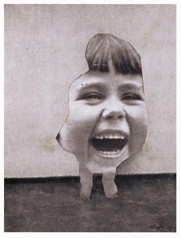 Hannah Höch, Unsere Lieben Kleinen, 1924