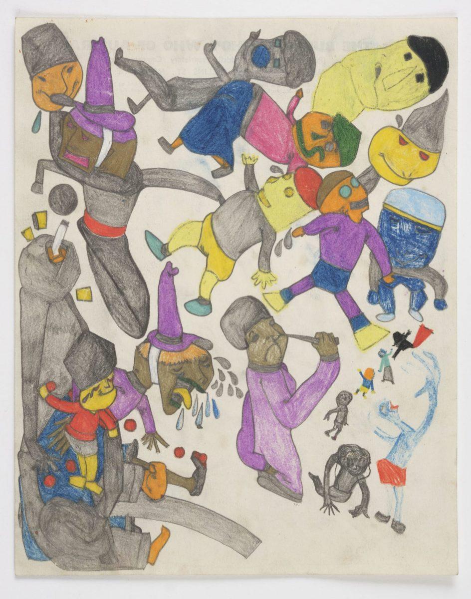 Susan Te Kahurangi King, Untitled, c.1966