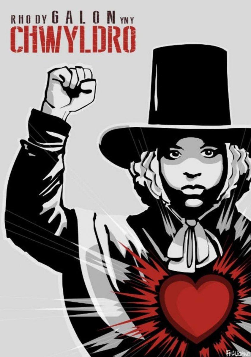 Ffwligans, Rho dy Calon yn y Chwyldro/Put Your Heart in the Revolution, 2021