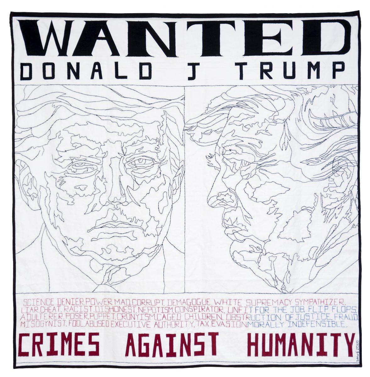 Dawn Williams Boyd, The Trump Era: Crimes Against Humanity, 2020
