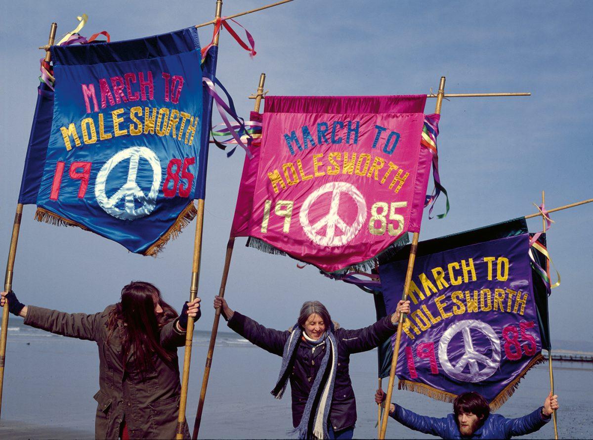 March to Molesworth, 1985