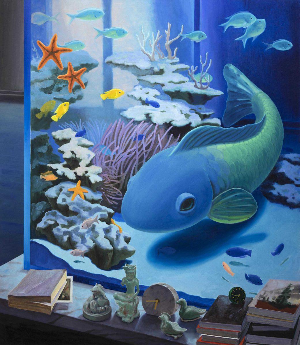 Aquarium, 2020