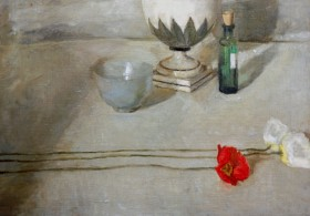 Vanessa Bell, Iceland Poppies, c.1908. © Estate of Vanessa Bell. All rights reserved, DACS 2021, Photo: Charleston Trust
