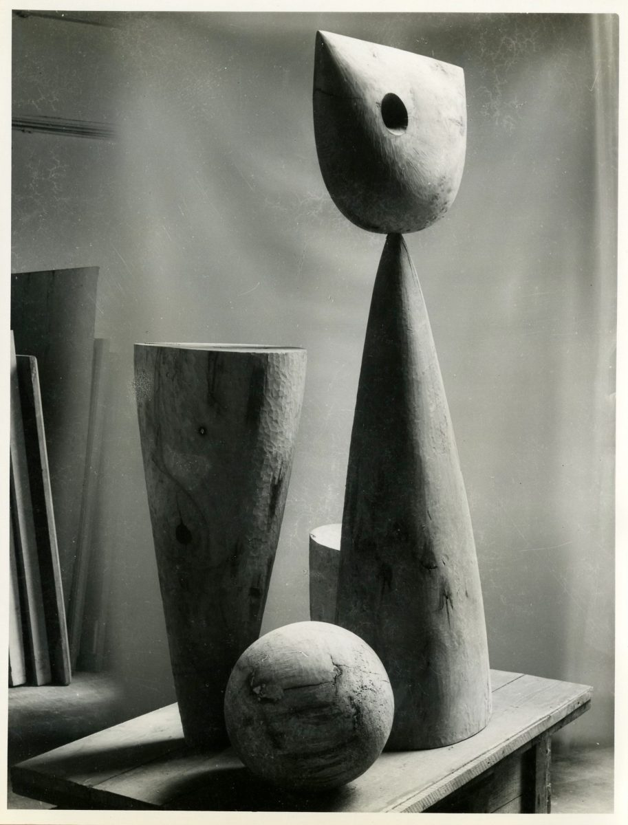 Barbara Hepworth, Project – Monument to the Spanish War, 1938–9