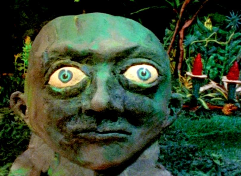 Bruce Bickford, Prometheus' Garden (still), 1988