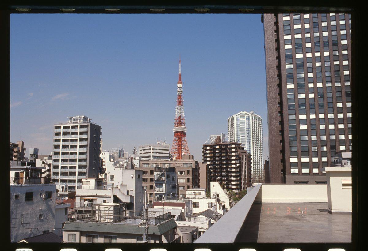 Takano Ryudai, Tokyo Tower, 2014 © the artist and Yumiko Chiba Associates