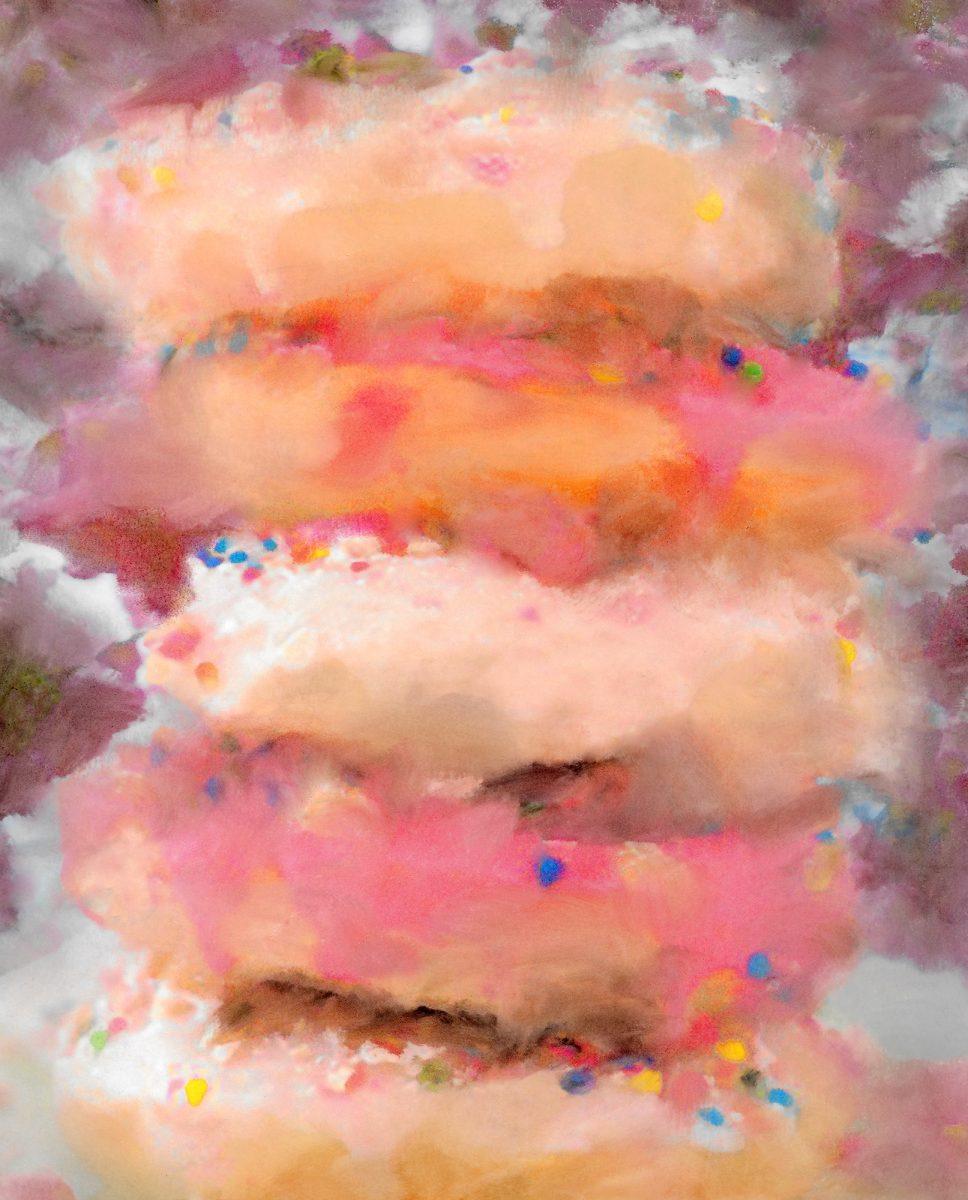 Gregory Eddi Jones, Donut Heaven