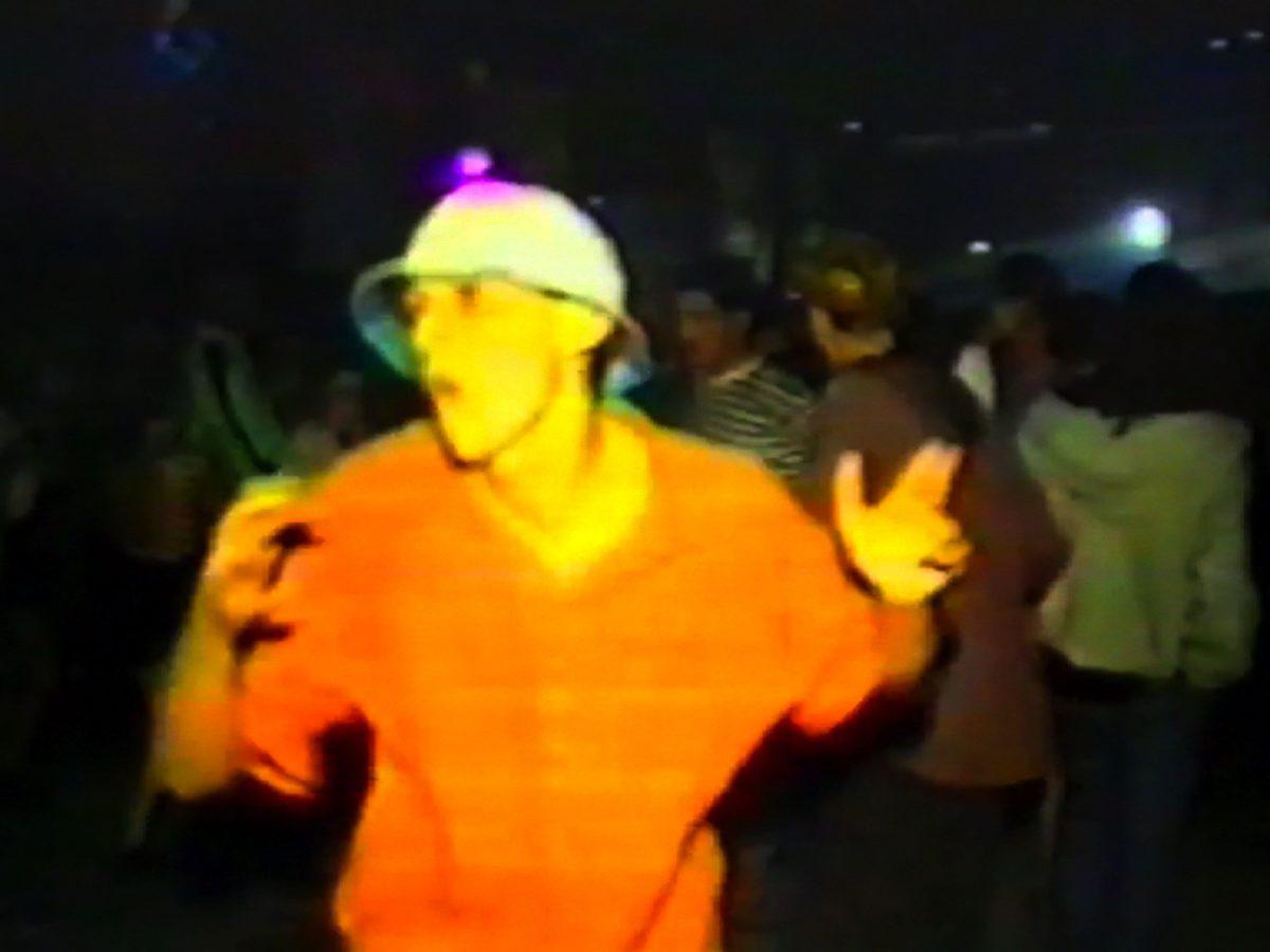 Mark Leckey, Fiorucci Made Me Hardcore (still), 1999