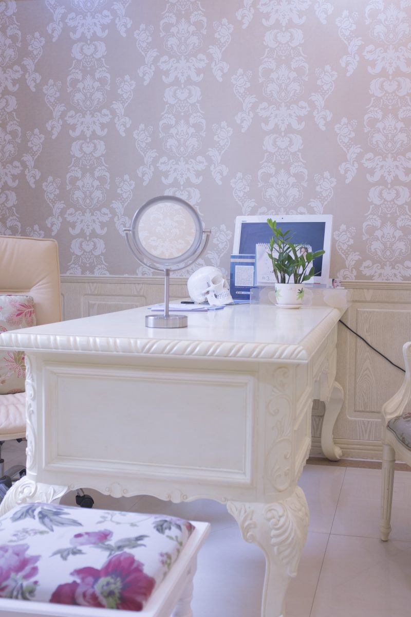yufan lu-make me beautiful-consulting room