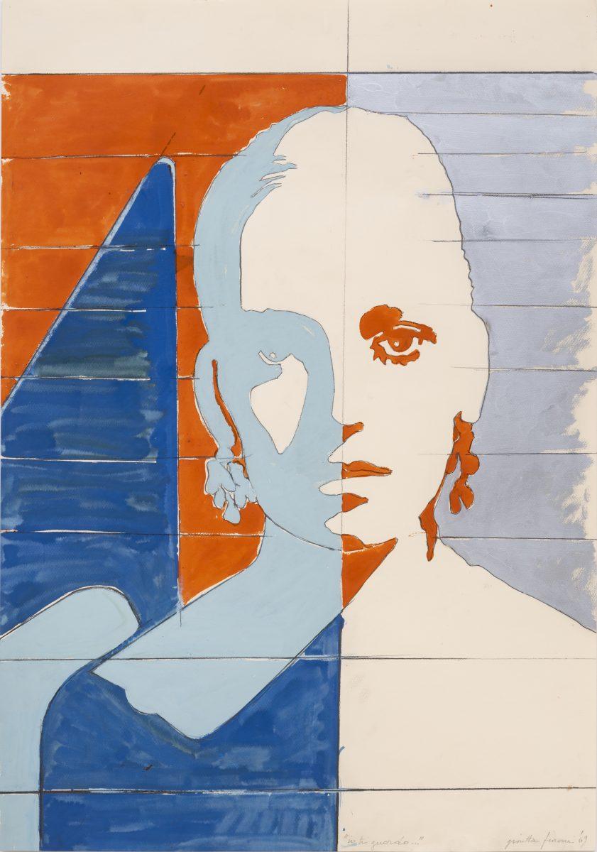 Lo Sguardo (a colori), 1969
