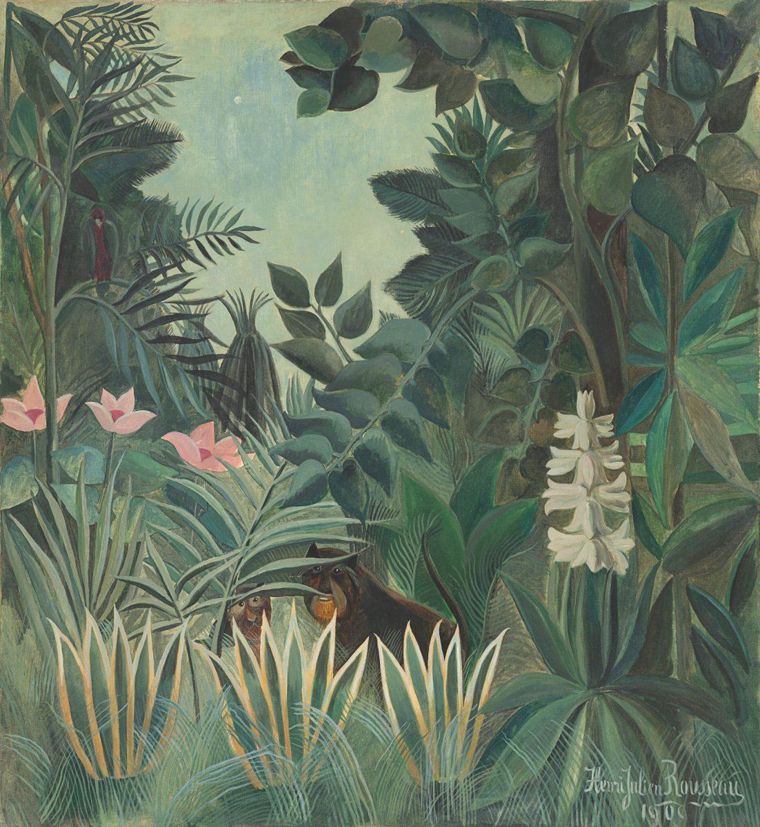 Vincent Van Gogh, Equatorial Jungle