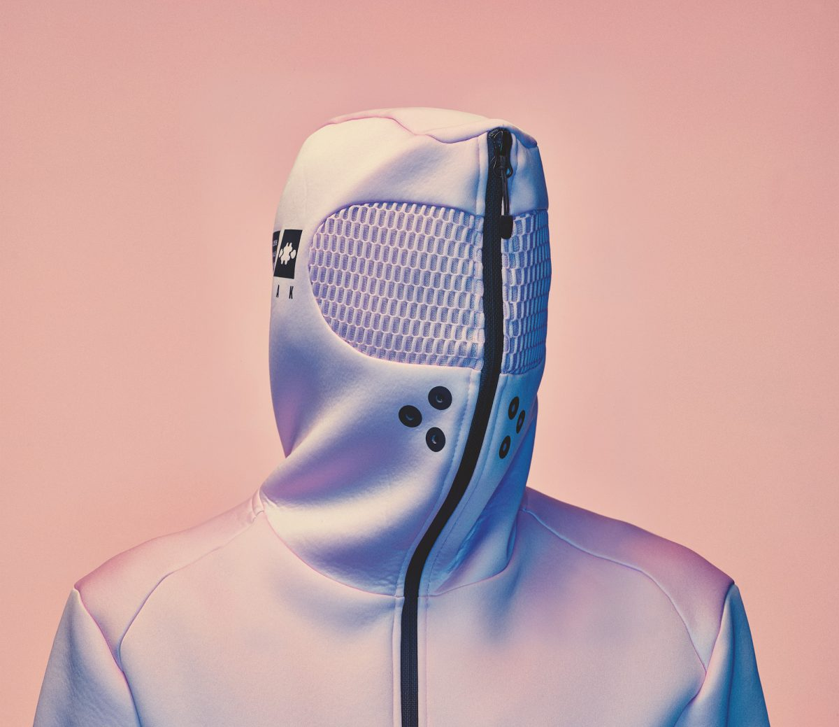 Relaxation Hoodie in Baker Miller Pink
